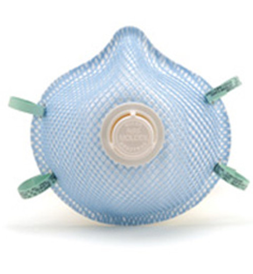 2300N95 Series Particulate Respirators w/ Exhale Valve