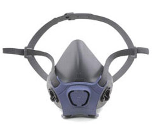 7800 Series Silicon Half-Mask Respirator