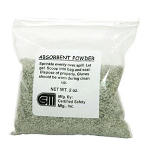 Absorbent Powder, 2-ounce Bag