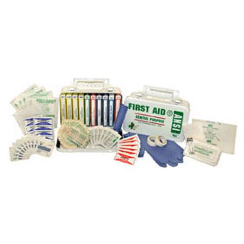 10M General Purpose First Aid Kit - Metal
