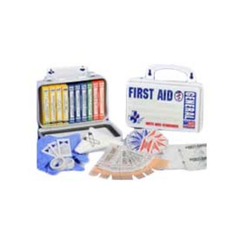 10PW ANSI General Purpose First Aid Kit