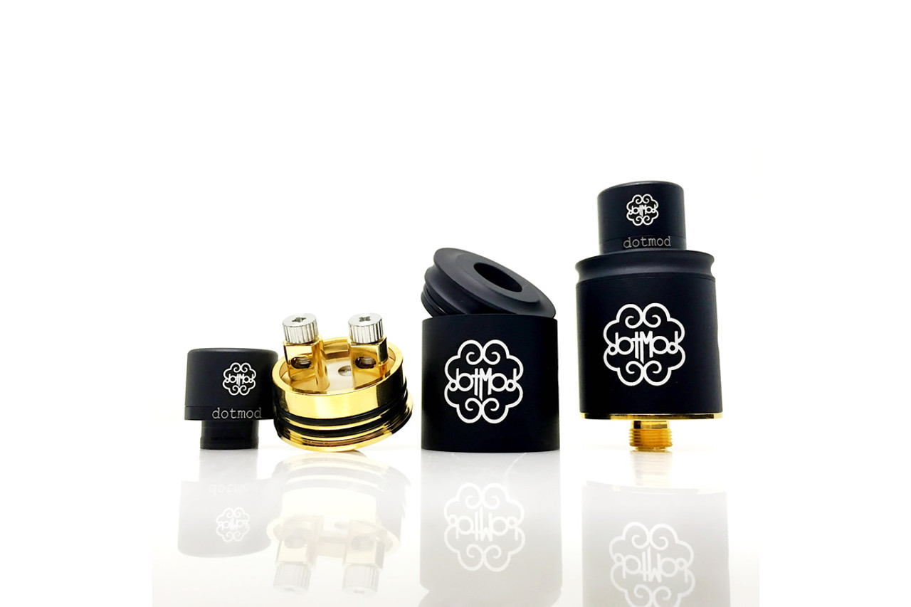 AUTHENTIC PETRI V2 RDA BY DOTMOD $64.99 CLOSEOUT!