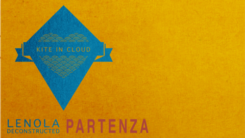 Partenza | Kite In Cloud | 30ml 60ml & 120ml options!