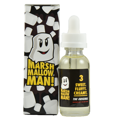 The Original | Marshmallow Man!  by Donuts E-Juice | 60ml +1 FREE