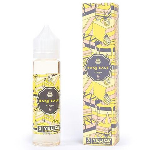 Yellow Wedding Cake | Bake Sale by Charlie's Chalk Dust | 60ml