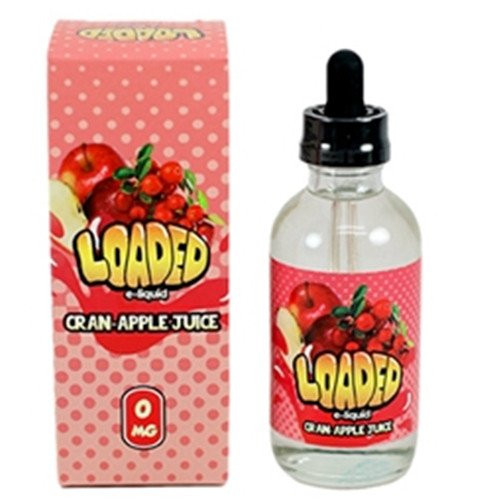 Cran-Apple Juice | Loaded E-Liquid by Ruthless | 120ml