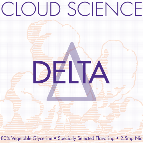 Delta | Cloud Science by Teleos | 60ml (2X30ml)