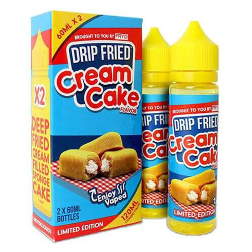 Cream Cakes | Drip Fried by FRYD | 120ml (New!)