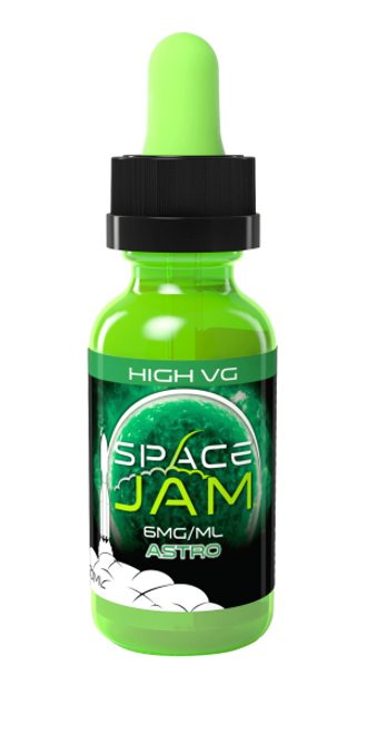 Astro - High VG | Space Jam | 120ml (Super Deal)