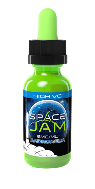 Andromeda - High VG | Space Jam | 120ml (Super Deal)