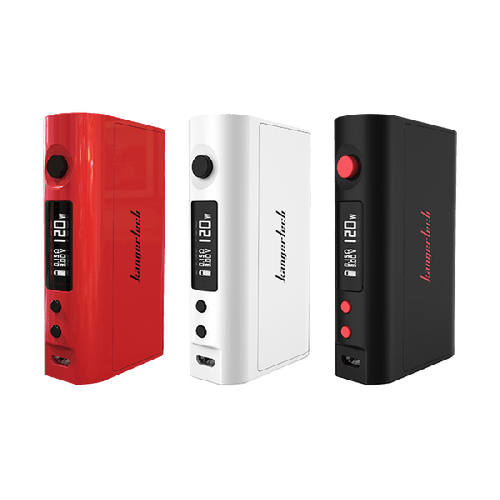 KBOX K-BOX 120W Authentic Mod Starter Kit | Kanger