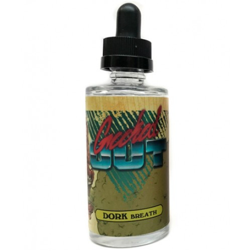 Dork Breath | Geeked Out by Bad Drip | 60ml