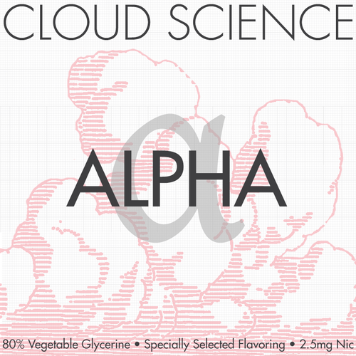 Alpha | Cloud Science by Teleos | 60ml (Super Deal)