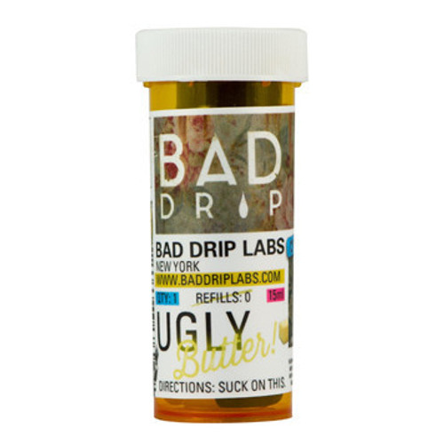 Ugly Butter   Bad Drip   120ml (Super Deal)