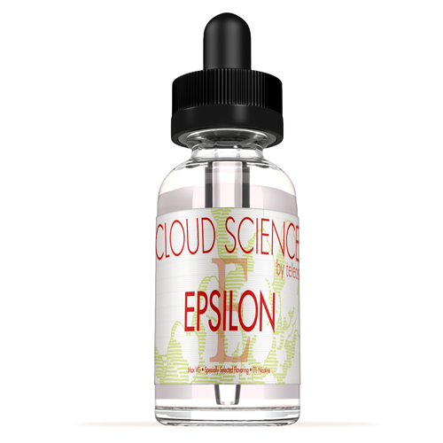 Epsilon | Cloud Science by Teleos | 30ml 60ml & 120ml options