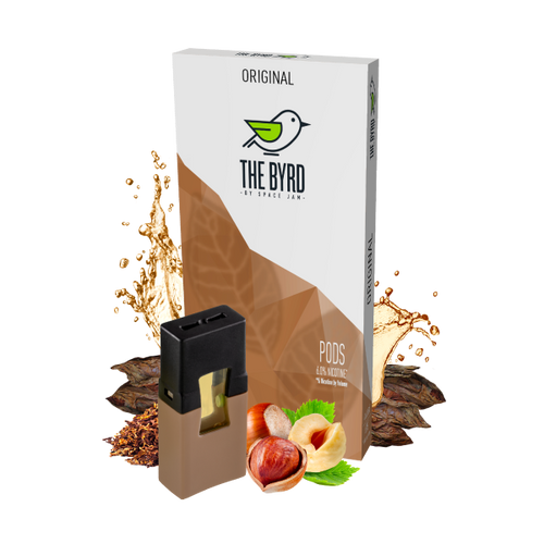 Original Flavor - 4pk Pods | The BYRD by Space Jam