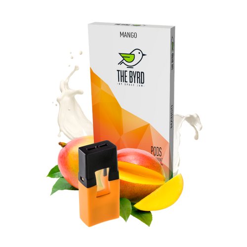 Mango Flavor - 4pk Pods | The BYRD by Space Jam