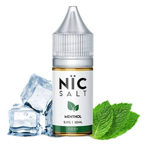 Menthol | Nic Salt by Gost Vapor | 30ml