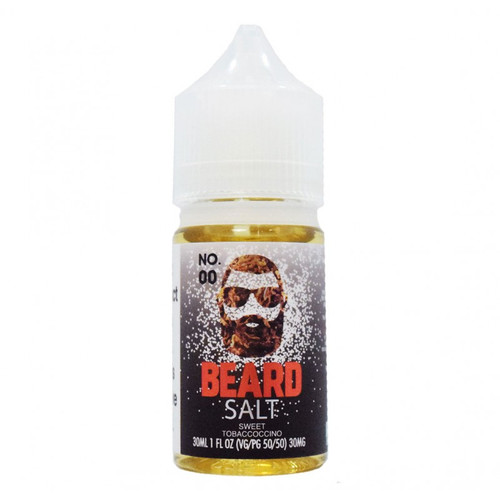 NO. 00 | Beard Salts | 30ml