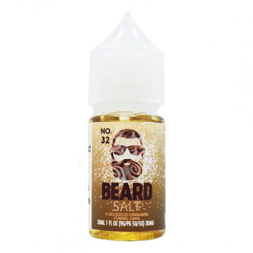 NO. 32 | Beard Salts | 30ml