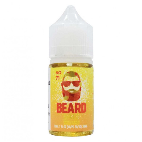 NO. 71 | Beard Salts | 30ml