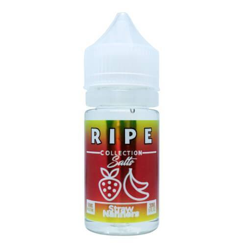 Straw Nanners | Ripe Collection Salts | 30ml