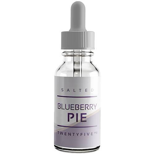 Salted Blueberry Pie | Salt Drops E-Liquid | 30ml