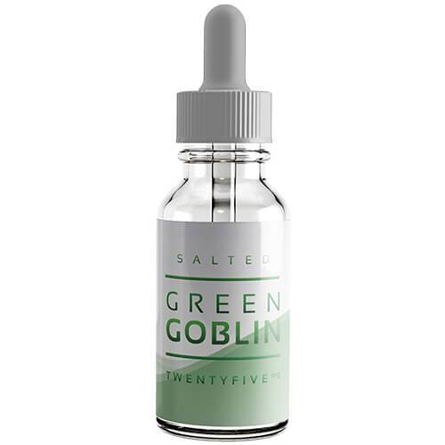 Salted Green Goblin  | Salt Drops E-Liquid | 30ml