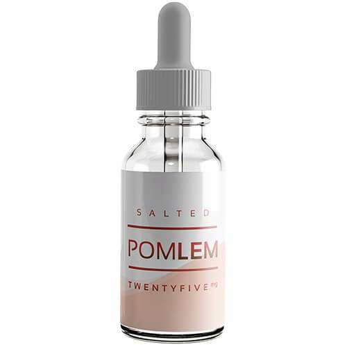 Salted Pom Lem  | Salt Drops E-Liquid | 30ml