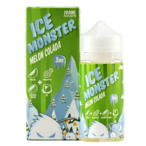 Melon Colada Ice  | Jam Monster eJuice  | 100ml