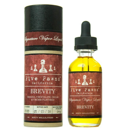 Brevity | Red | Five Pawns | 60ml