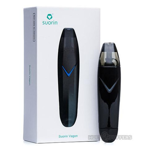 The Suorin Vagon Mod is the next nicotine salt device following the popular Suorin Drop with a whole new look. The futuristic and compact design makes the device small and portable and even features a holster clip. The device utilizes a rechargeable 430 mAh internal battery and is based on a direct voltage system. It utilizes a removable and refillable cartridge with a 2.5 mL e-juice capacity. Using the Vagon is made simple through its draw-activation mechanism and battery life indicator light. This system is truly the answer to the vapers in search of a sleek and futuristic device that draws little attention.     Package Contents:  1 X Suorin Vagon Device 1 X Vagon pod 1 X Micro USB Cable 1 X Warning Card 1 X User Manual