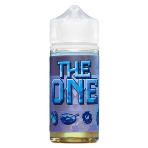 The One Blueberry   The One Eliquid by Beard Vape Co   100ml