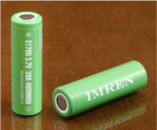 21700 4800MAH 30A 3.7V Lion High Drain Recharchable Battery | Imren