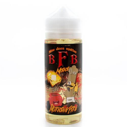 Mini Morning Fire | BFB by Flawless | 120ml