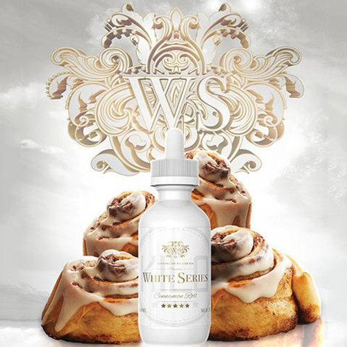 Cinnamon Roll | Kilo White Series | 60ml