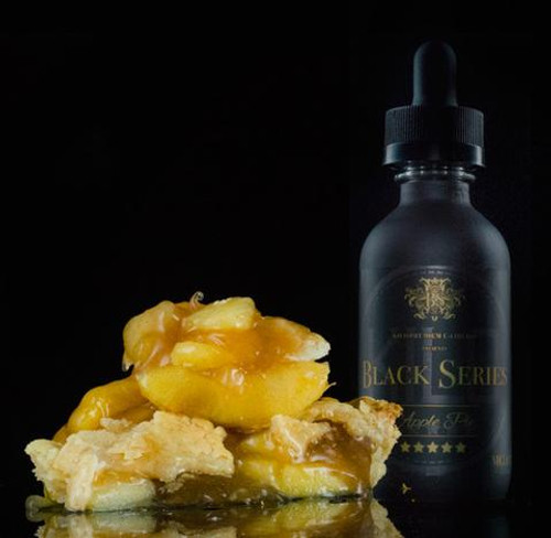 Apple Pie | Kilo Black Series | 60ml +1 FREE