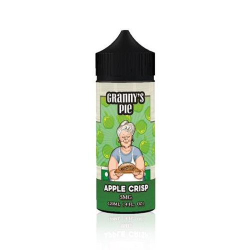 Apple Pie Crisp E Liquid | Granny's Pie by Vape BreakFast Classics | 120ml