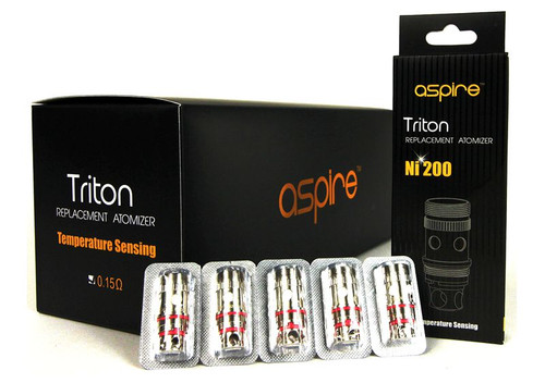 TRITON  .4 OHM COILS GENUINE AUTHENTIC | Aspire