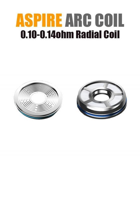 Boost Radial Coils (Arc Technology) [3-pk] | 0.10-0.14 ohm