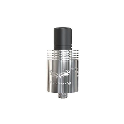 AUTHENTIC SS MUTATION X V3 RDA BY INDULGENCE $12.99 CLOSEOUT!