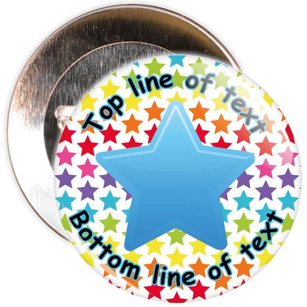 Customisable Generic School Award Badge 9