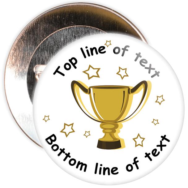 School Customisable Generic School Award Badge 7