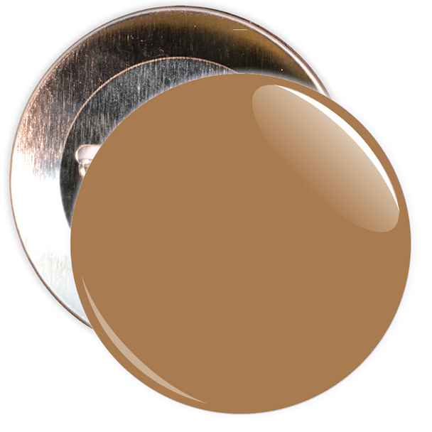 Brown Coloured Badge 1