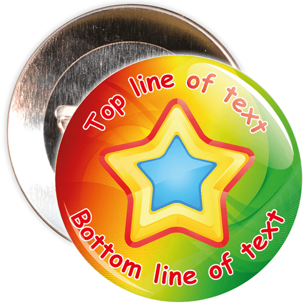 School Customisable Generic School Award Badge 13