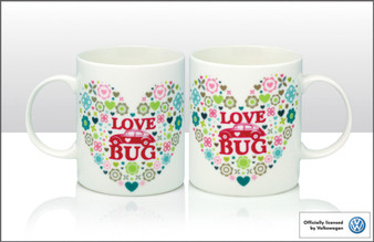 Official VW Love Bug Mug
