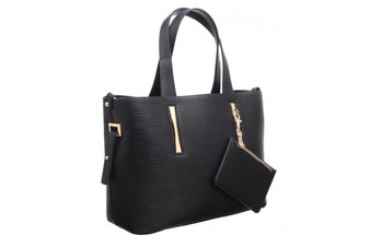 Bessie London Ripple Effect Shoulder Bag (BB2734