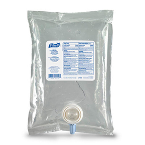 Purell NXT Space Saver 1000ml Hand Sanitizer Gel Refills (Case of 4)