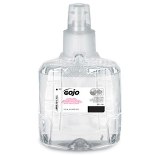 Gojo LTX-12 1200ml Clear & Mild Foam Handwash Refills (Case of 2)