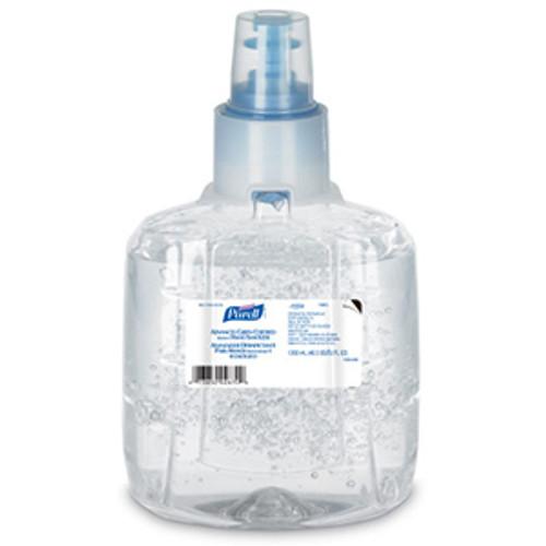 Purell LTX-12 1200ml Hand Sanitizer Gel Refills (Case of 2)